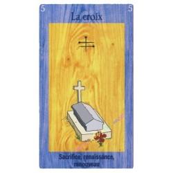 Mohair anglais droit marron dore