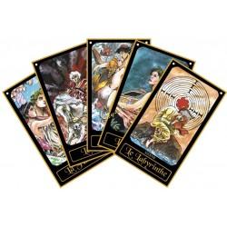 Yeux rond dark blue
