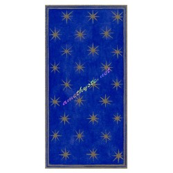 Mohair Premium droit - Blond cendre