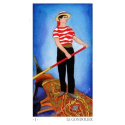 Angora d'Ange ondule blond dore