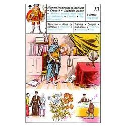 Angora d'Ange ondule marron