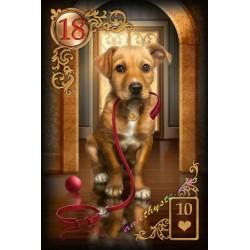 Crayon - Dark brown