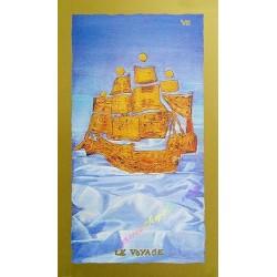Pthalo Blue 03 - Petit pot Genesis