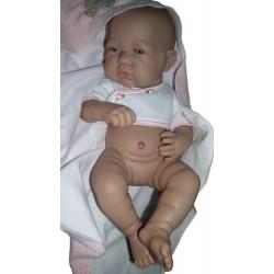 Bonnet blanc d'hopital