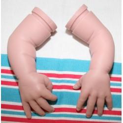 Set de 7 pinceaux - Vert