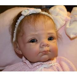 Bracelet de naissance rose